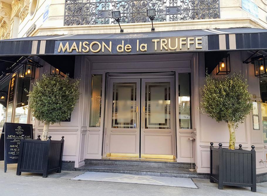 Mariatotal-La Maison de la truffe et ses saveurs
