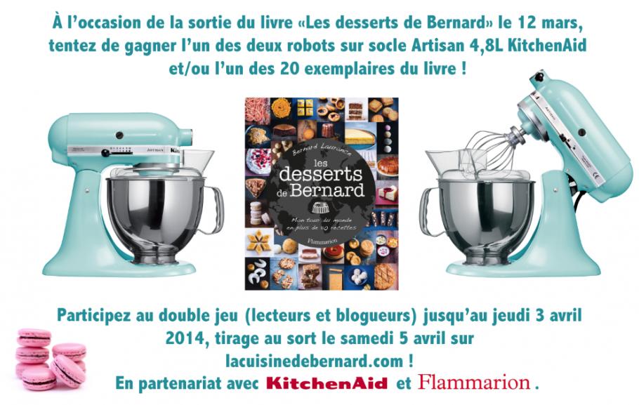 Mariatotal Les Desserts De Bernard