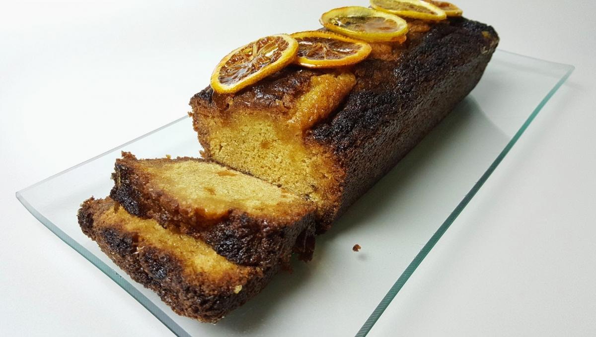 Mariatotal Cake Au Citron Selon Pierre Gagnaire