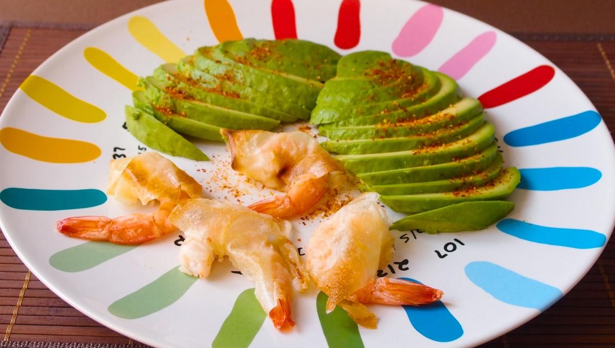 Mariatotal Crevettes En Beignets